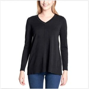 DKNY Jeans Ladies' V-Neck Sweater